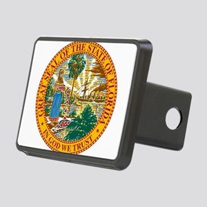 Great Seal of Florida Rectangular Hitch Cover