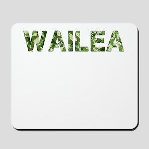 Wailea, Vintage Camo, Mousepad