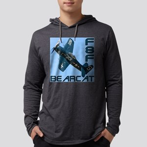 F8F Bearcat Mens Hooded Shirt