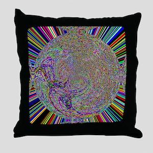 Universal Spirit Throw Pillow