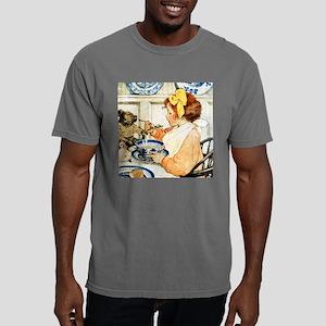 Breakfast Buddies_SQ Mens Comfort Colors Shirt