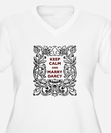 Keep Calm and Marry Darcy T-Shirt