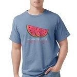 Mommys Little Watermelon Mens Comfort Colors Shirt