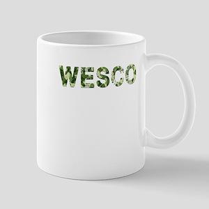 Wesco, Vintage Camo, Mug