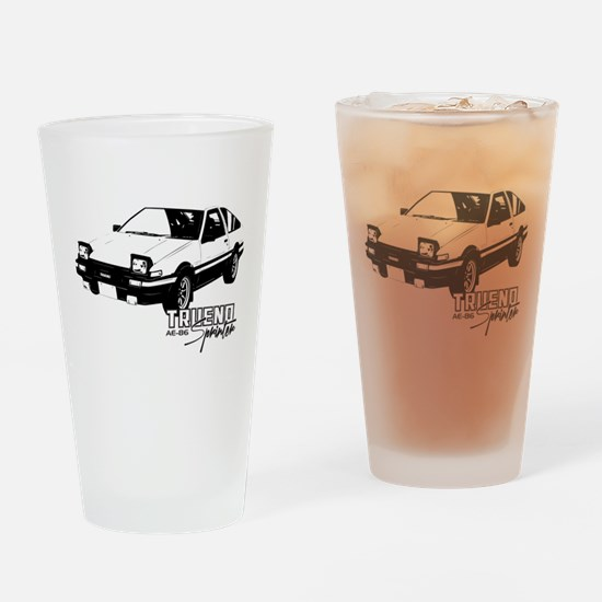 AE-86 Drinking Glass