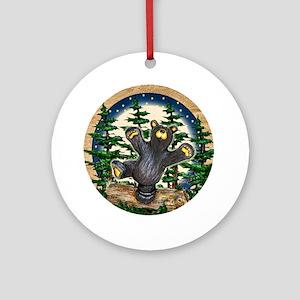 Bear Best Seller Ornament (Round)