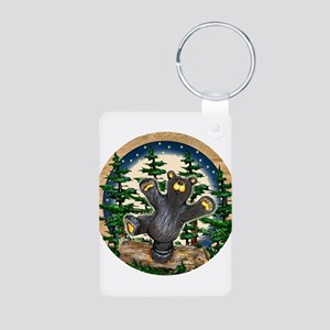 Bear Best Seller Aluminum Photo Keychain