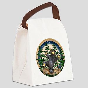 Bear Best Seller Canvas Lunch Bag