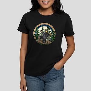 Bear Best Seller Women's Dark T-Shirt