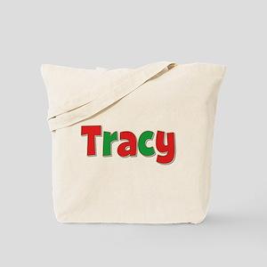 Tracy Christmas Tote Bag