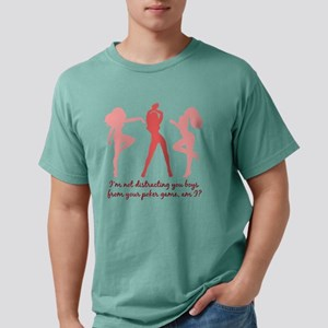 Poker Distraction (light Mens Comfort Colors Shirt