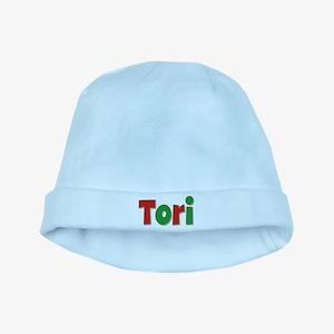 Tori Christmas baby hat