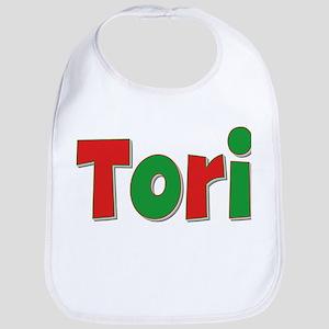 Tori Christmas Bib