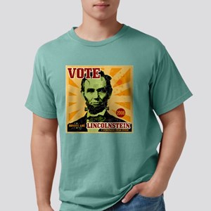 lincolnstein_vote_box.ps Mens Comfort Colors Shirt