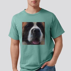SaintBernard Mens Comfort Colors Shirt