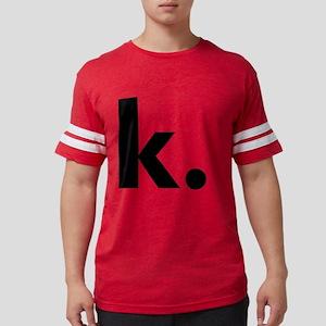k. Mens Football Shirt