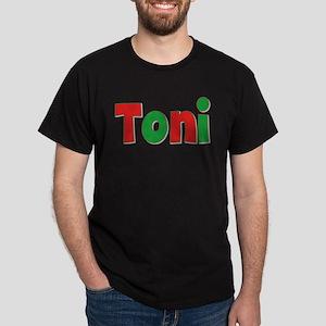 Toni Christmas Dark T-Shirt