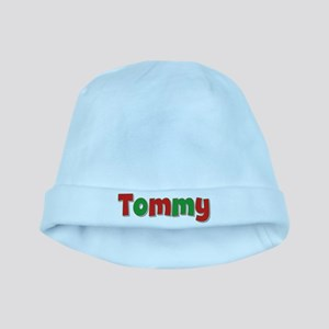 Tommy Christmas baby hat