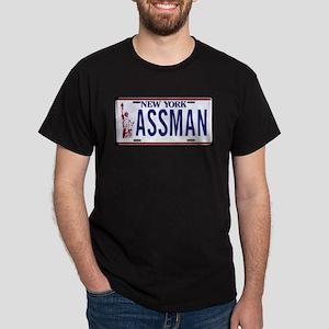 Assman Ash Grey T-Shirt