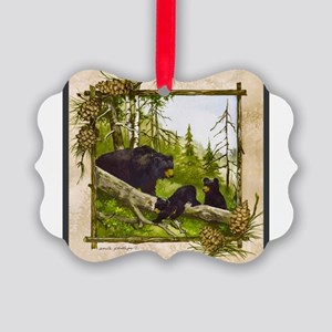Best Seller Bear Picture Ornament