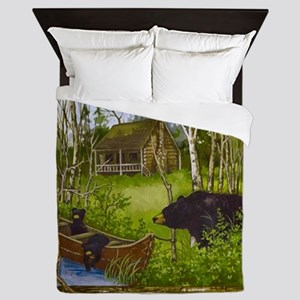 Best Seller Bear Queen Duvet