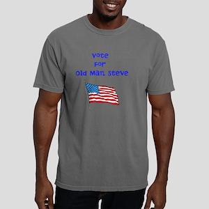 Vote for Old Man Steve Mens Comfort Colors Shirt