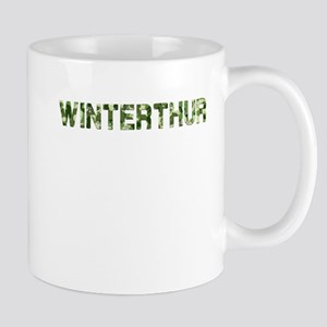 Winterthur, Vintage Camo, Mug