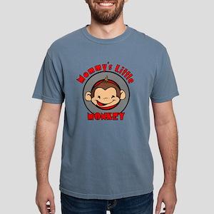 mommyslittle monkeyboy.p Mens Comfort Colors Shirt