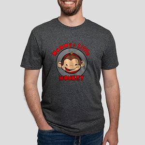 mommyslittle monkeyboy Mens Tri-blend T-Shirt