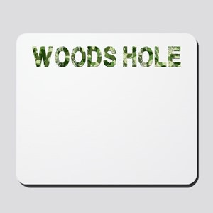 Woods Hole, Vintage Camo, Mousepad