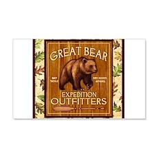 Bear Best Seller Wall Decal
