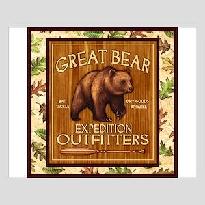 Bear Best Seller Small Poster