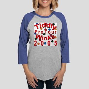 twtour Womens Baseball Tee