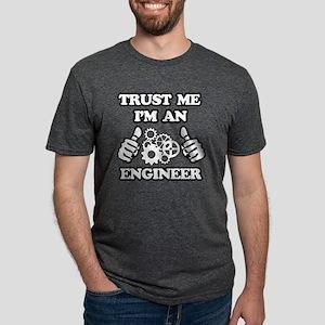 Trust me, I'm an Engineer F Mens Tri-blend T-Shirt