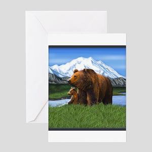 Bear Best Seller Greeting Card