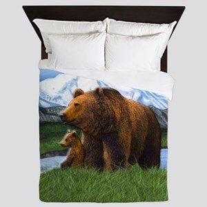 Bear Best Seller Queen Duvet