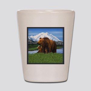 Bear Best Seller Shot Glass