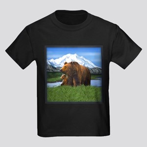 Bear Best Seller Kids Dark T-Shirt