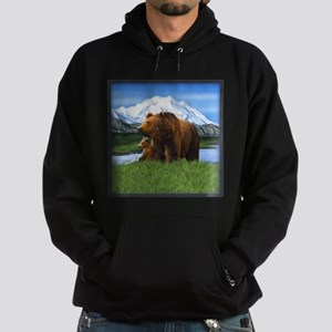 Bear Best Seller Hoodie (dark)