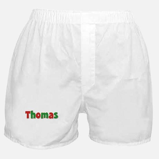 Thomas Christmas Boxer Shorts