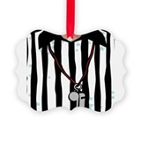 Referee Picture Frame Ornaments
