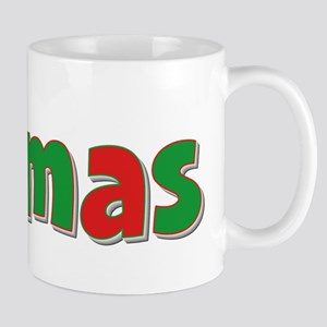 Thomas Christmas Mug