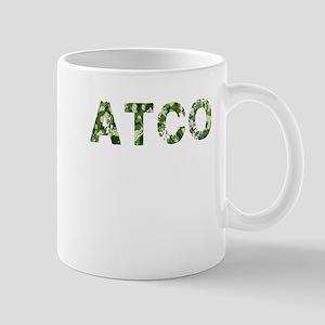 Atco, Vintage Camo, Mug