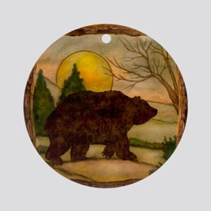 Bear Best Seller Ornament (Round)