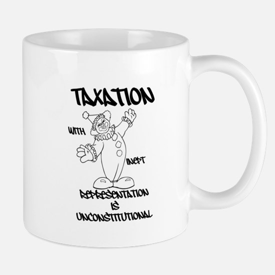 Taxation With Inept Representation Mug