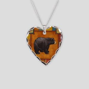 Bear Best Seller Necklace Heart Charm