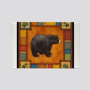 Bear Best Seller Rectangle Magnet