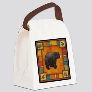 Bear Best Seller Canvas Lunch Bag