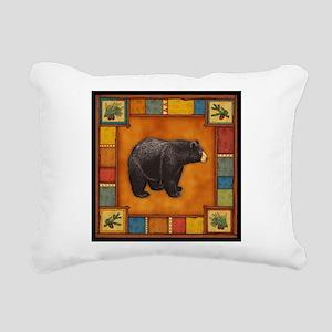 Bear Best Seller Rectangular Canvas Pillow