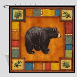 Bear Best Seller Shower Curtain